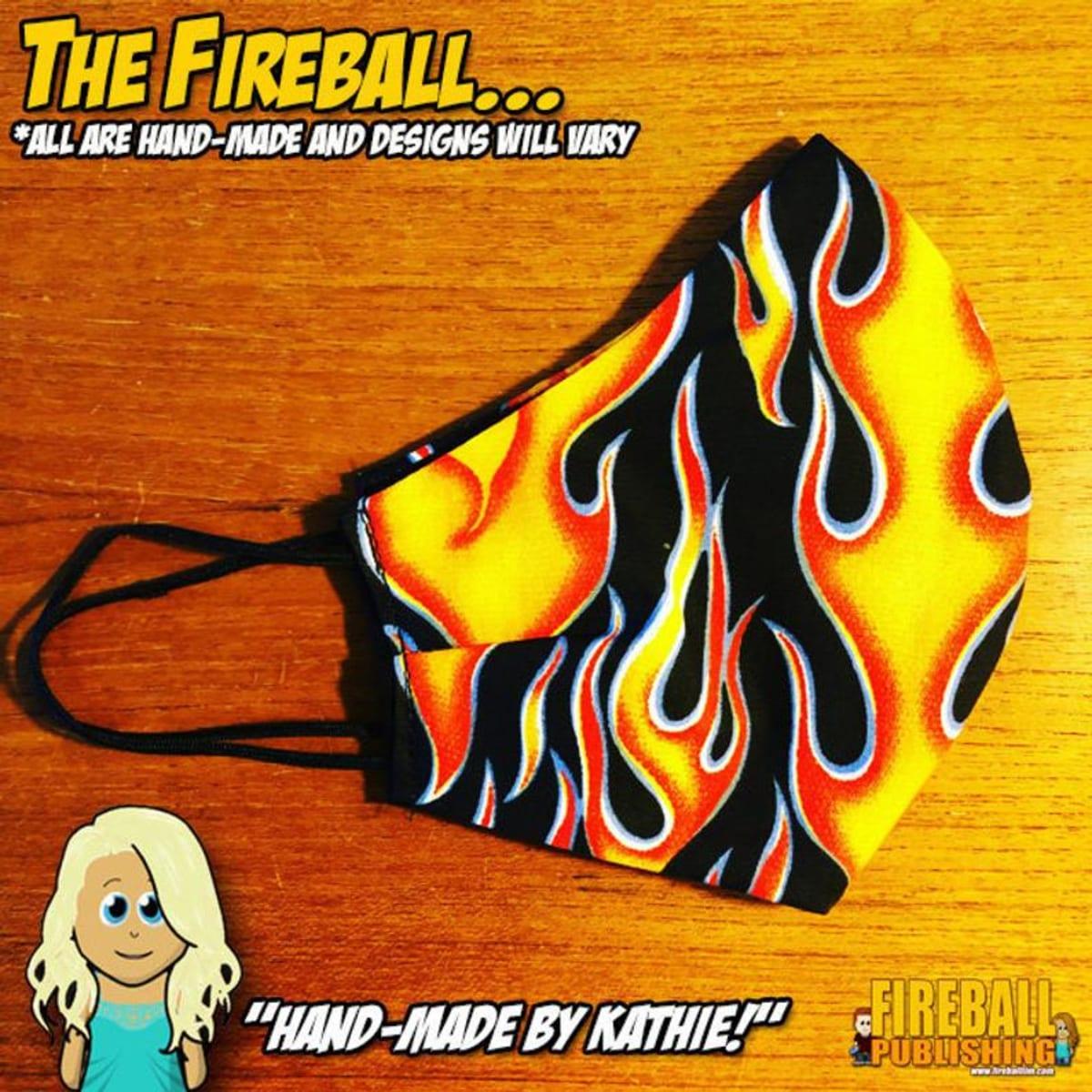 The Fireball Facemask