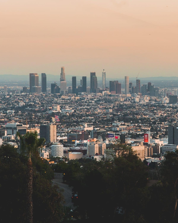 Hollywood Bowl Lookout. Photo by Jordan Pulmano on Unsplash