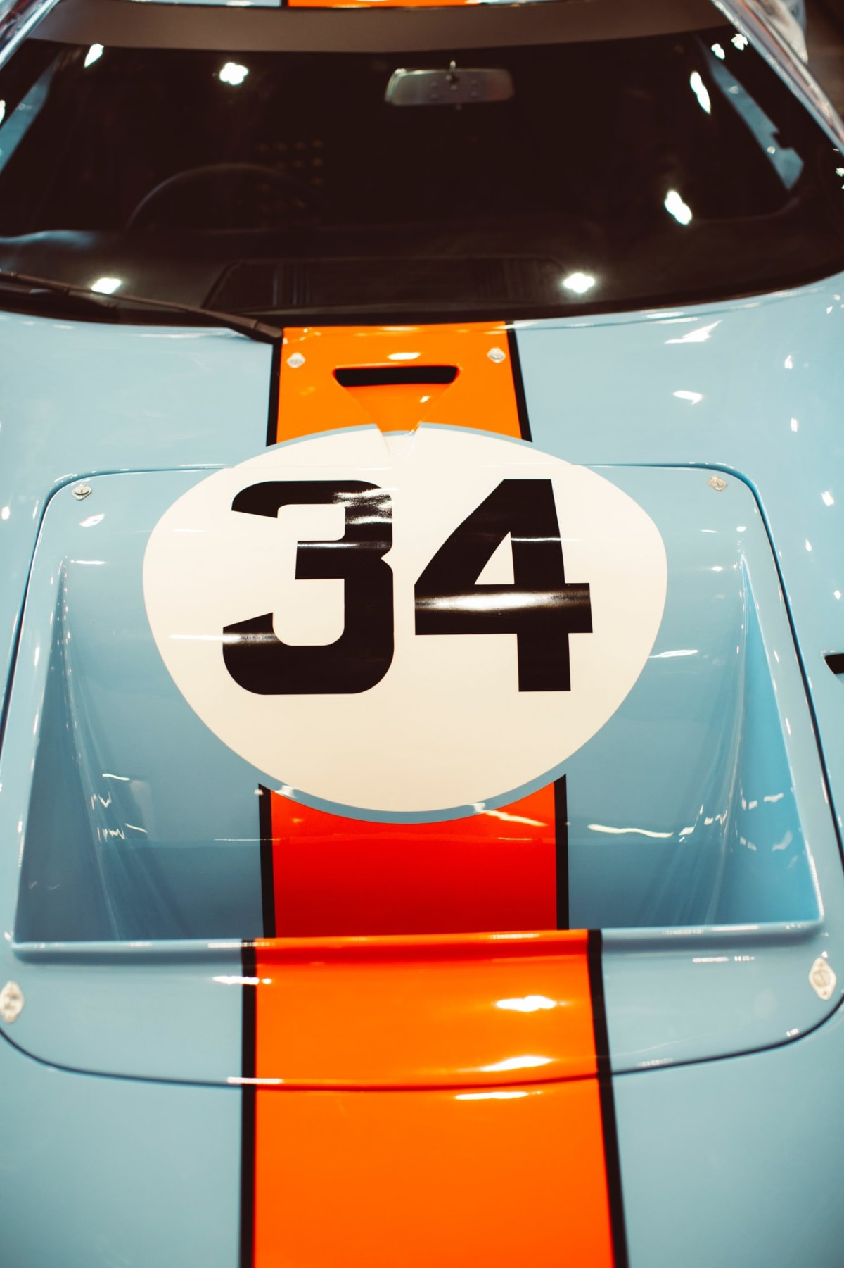 Ford GT40 (photo by Marcus Spiske)