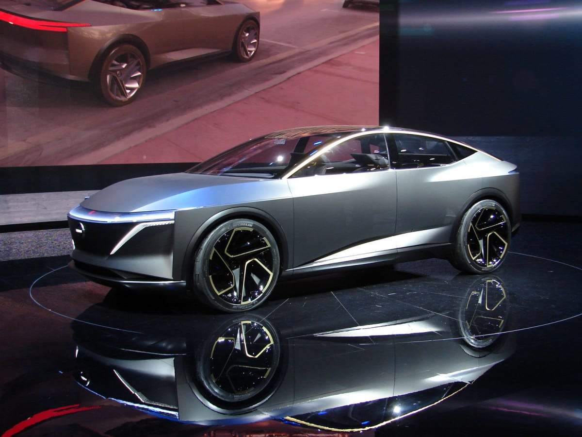 Nissan's IMs Concept (Mark Dapoz)