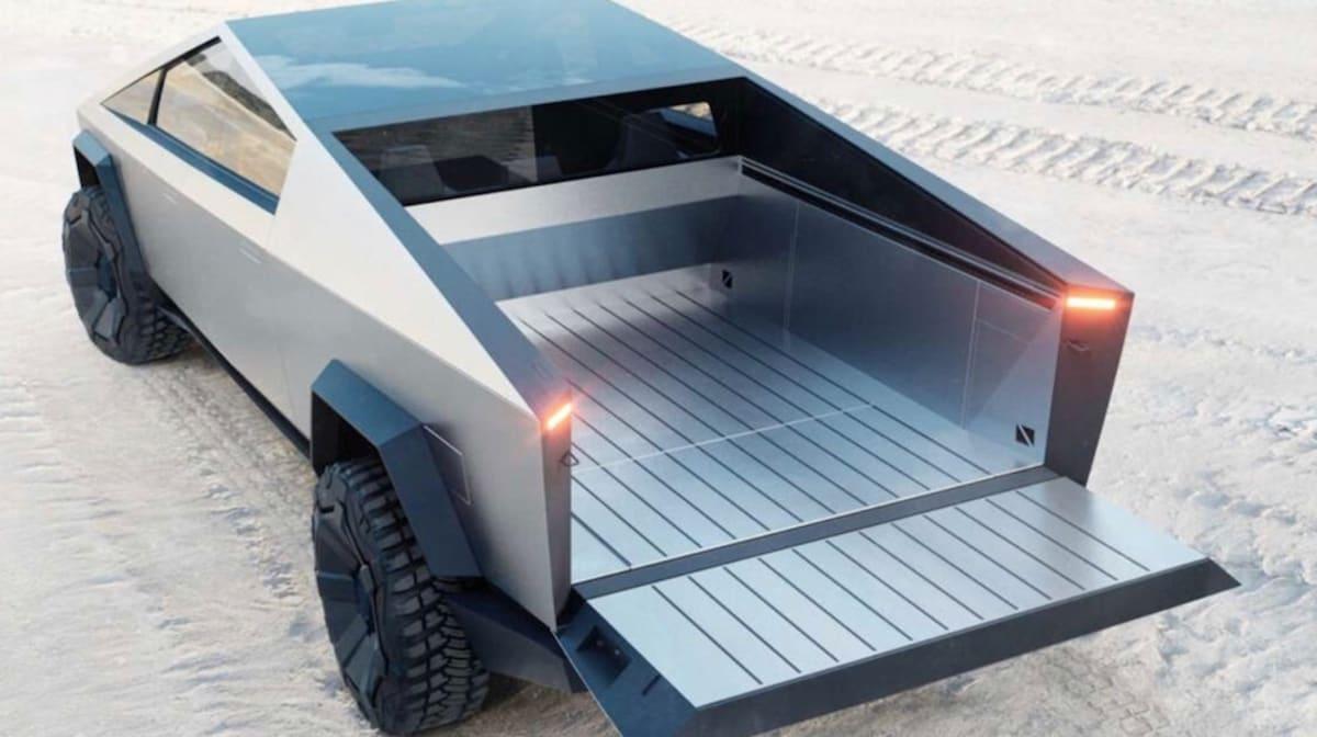 Tesla Cybertruck (Tesla photo)