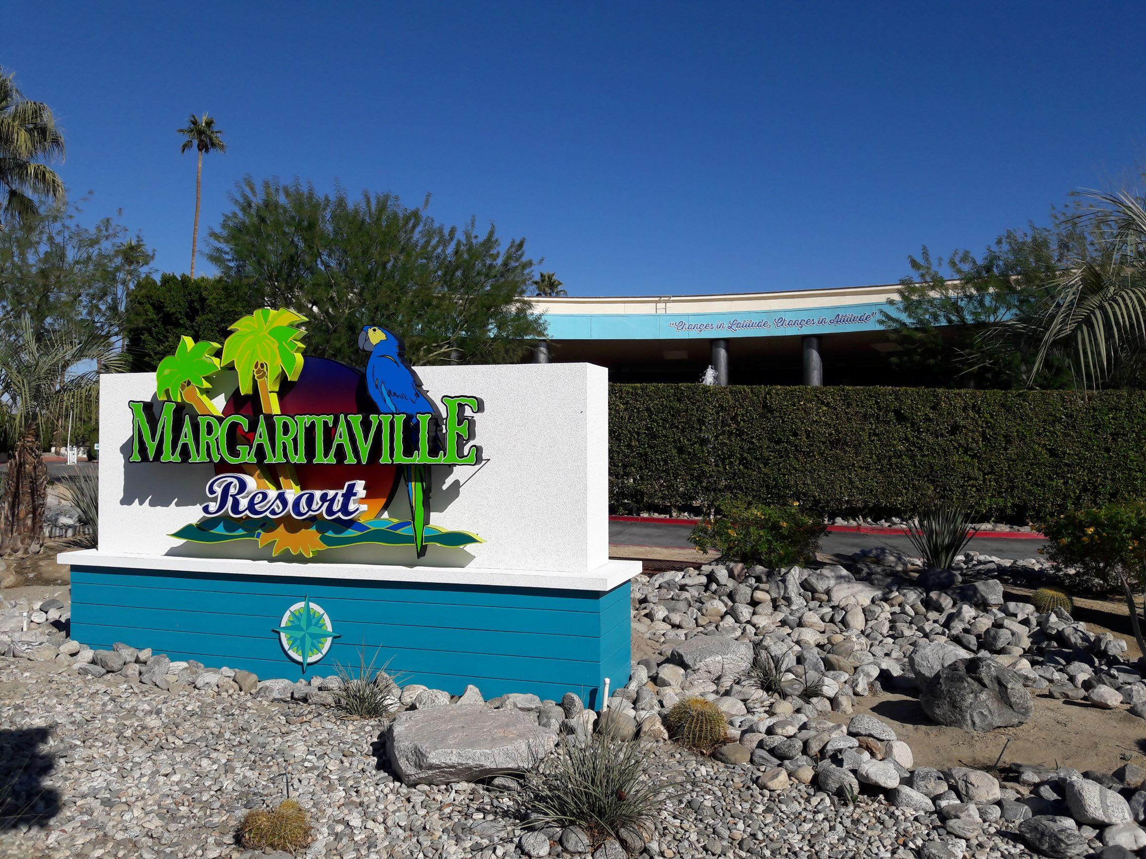 The Margaritaville Resort