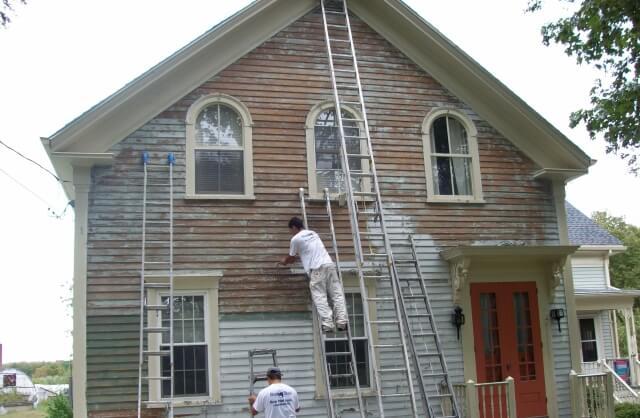 Exterior House Painter Roanoke VA