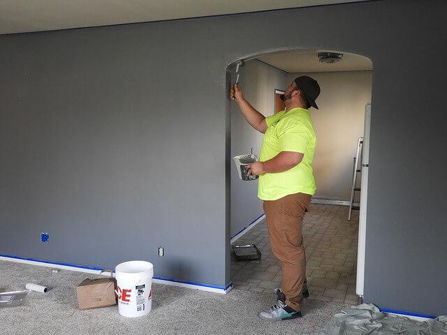 Interior Painting Estimate Roanoke VA
