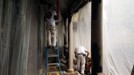 Commercial Painting Estimate Roanoke VA