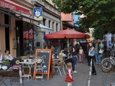 Bergman Street, Kreuzberg