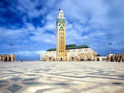 Mosque Hassan 2