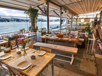 Lokma Cafe at Rumeli Hisari
