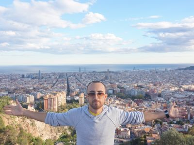 Barcelona View & Me