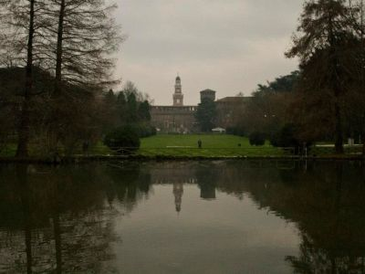 Castello Sforzesco - Parco Sempione