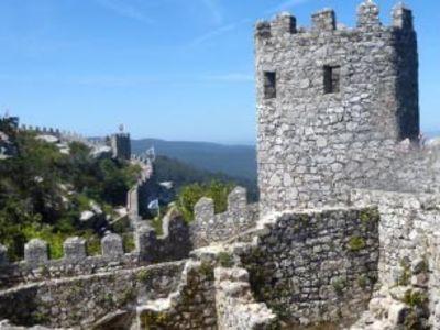 Mourish Castle #Sintra