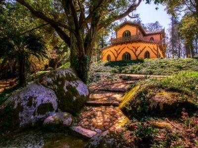 Chalet & Gardens of Contessa d'Elba