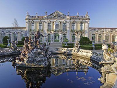 Queluz National Palace & Gardens
