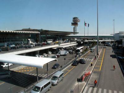 Leonardo Da Vinci Int. Airport