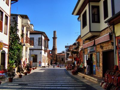Old Town - Broken Minaret