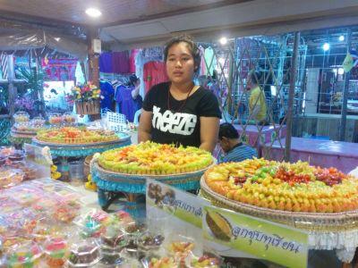 Look-chup (Thai sweets)