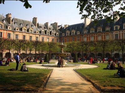 Place de Voges