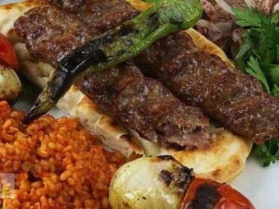 Kebab Presentation