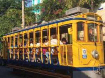 Santa Teresa's tram