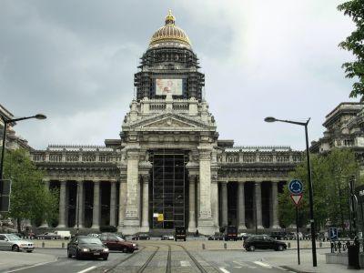 Justitiepaleis / Palais de Justice