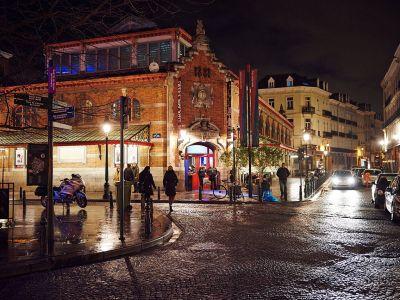 Sint-Goriksplein / Place Saint-Géry