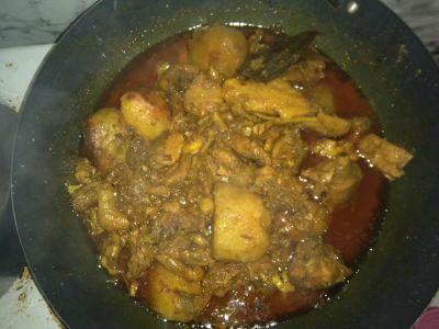 Chiken masala