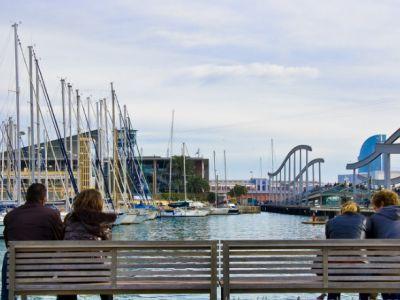 Port Vell, harbour