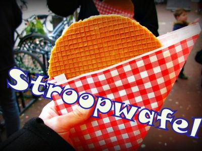 Treacle Waffle