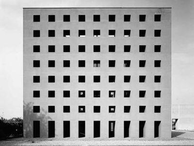 Cemetary by Aldo Rossi