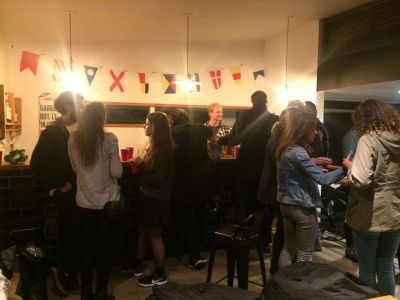 Hostel party