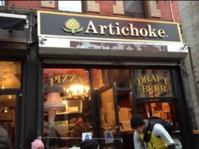 Artichoke in Chelsea