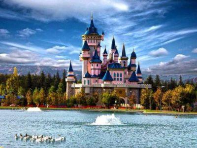 sazova theme park