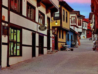 odunpazari houses