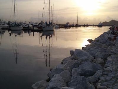 Marina of Santa Marta