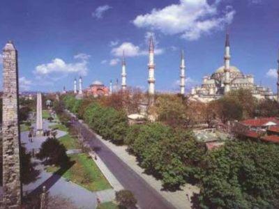 Hippodrome, St Shophia, Blue Mosque