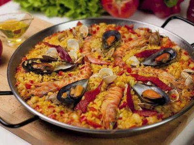 Final paella