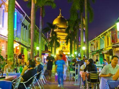 Kampong glam area
