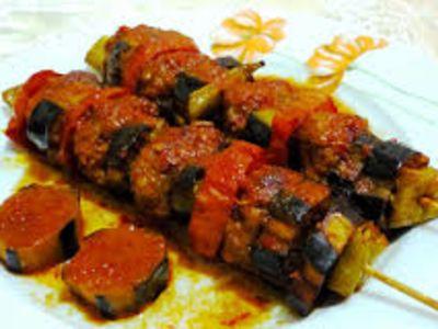 Kebab, Fish, Meatball,Lahmacun
