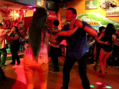 Social Dancing!