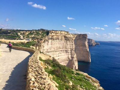 Cycling in Gozo