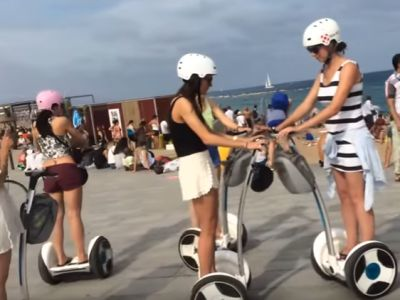 segway excursion
