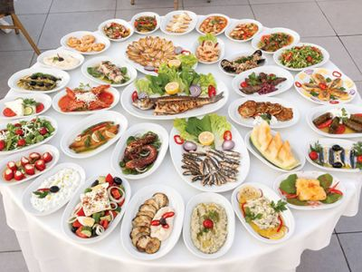Traditional Meze