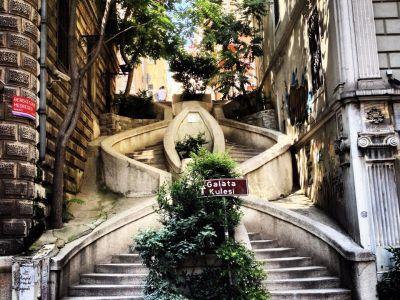 Kamondo Stairs