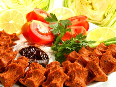 Turkish Vegan Food