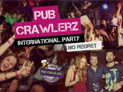 Istanbul Pub crawlerz