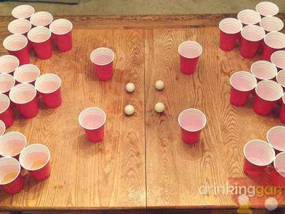 Budapest drinking games