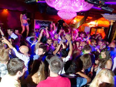 Party in Riga