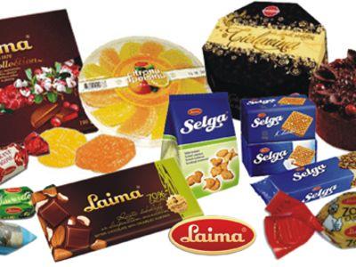 Latvian chocolate