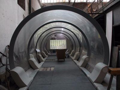 La Neo's interior