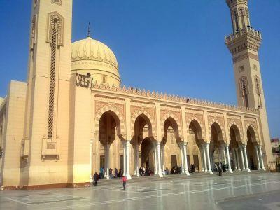 Al -Ahmadi mosque